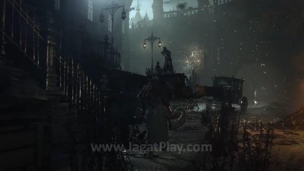 Bloodborne first gameplay (10)