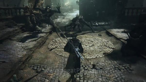 Bloodborne first gameplay (13)
