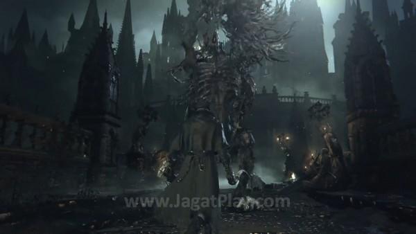 Bloodborne first gameplay (17)