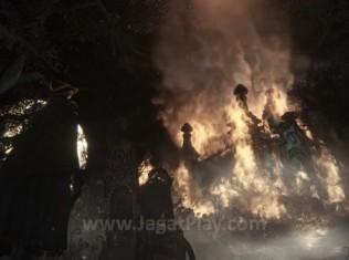 Bloodborne first gameplay 18