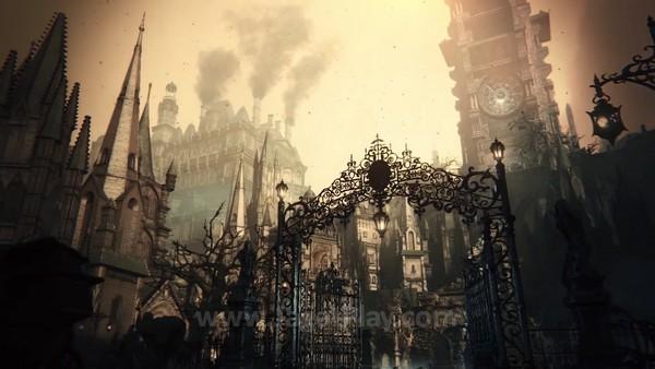 Bloodborne first gameplay (4)