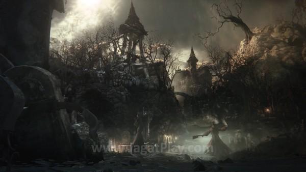 Bloodborne first gameplay (5)