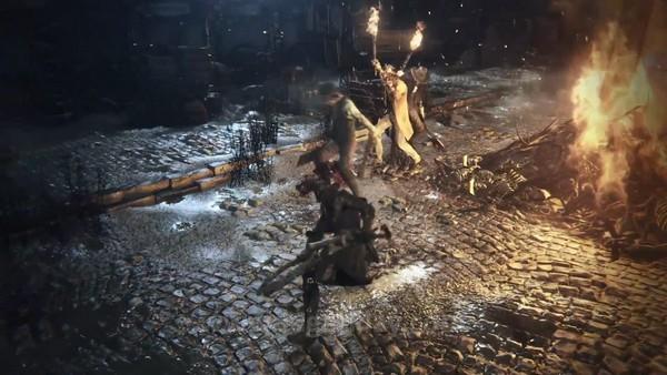 Bloodborne first gameplay (8)