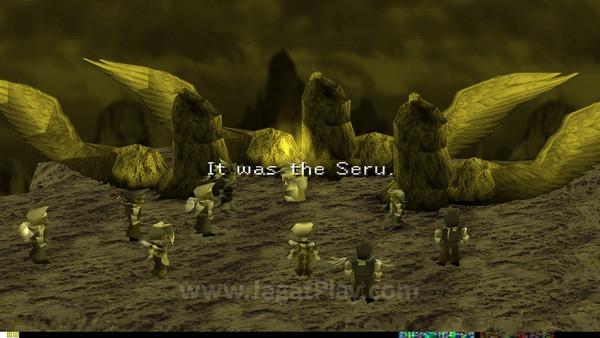 Di masa lalu, dua entitas terpisah - manusia dan Seru hidup dengan damai. Sayangnya, semuanya berubah ketika kekuatan misterius berbentuk kabut menyerang.