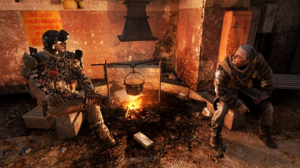 Dialog dan voice acts versi original juga dipertahankan.