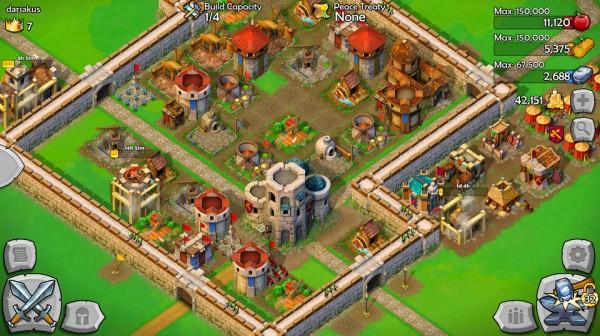 Mengikuti gameplay game mobile populer - Clash of Clans, Microsoft memperkenalkan Age of Empires: Siege