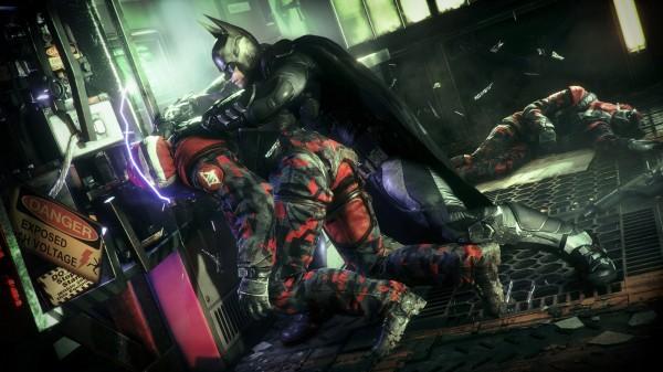 batman arkham knight gamescom 20143