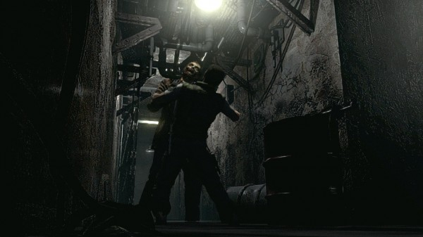 resident evil remake HD remaster
