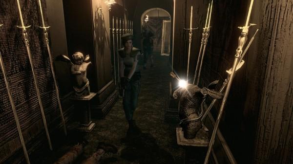 resident evil remake HD remaster4