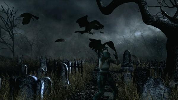 resident evil remake HD remaster5