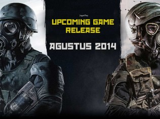 upcoming game release agust