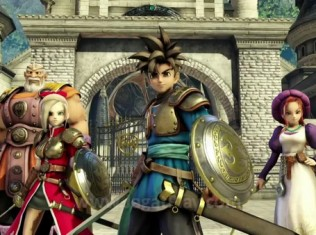Dragon Quest Heroes 14