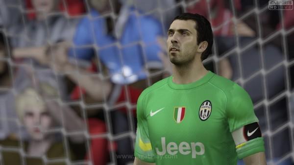 FIFA 15 Kick Off 0-0 MUN V JUV, 1st Half