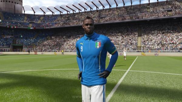 FIFA 15 Kick Off (In Menus)