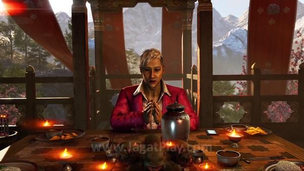 Jika Anda cukup bersabar, Anda bisa menikmati ending alternatif Far Cry 4 dan menyelesaikannya hanya dalam waktu 15 menit saja.