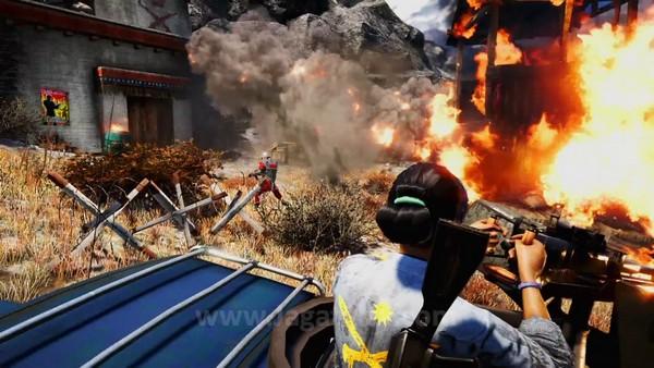 Developer Far Cry 4 menyebut bahwa pengalaman bermain selalu menjadi fokus pengembangan mereka, dan bukan visual.
