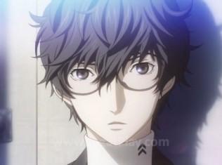 Persona 5 protagonist teaser 7