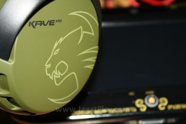 Roccat Kave XTD Military