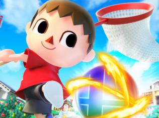Smash Bros Wii U Masthead