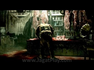 The Evil Within limited ammo trailer 2