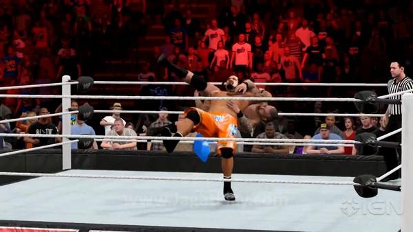WWE 2K15 first gameplay (13)