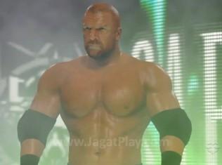 WWE 2K15 first gameplay 5