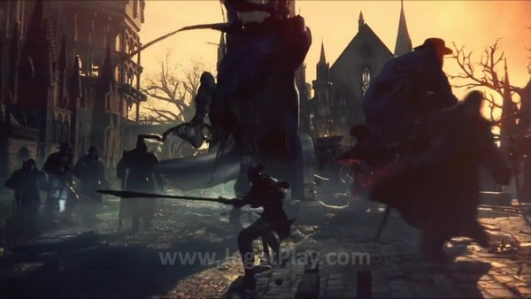 Bloodborne golden joystick award (11)