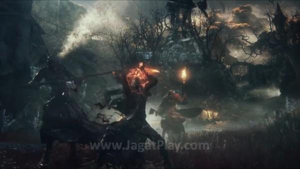 Bloodborne golden joystick award (6)