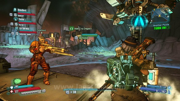 Borderlands pre sequel jagatplay (56)