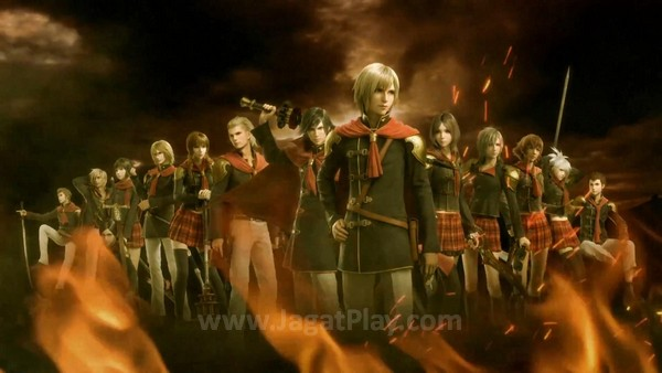 FF Type 0 HD Remaster - enter the fray (13)