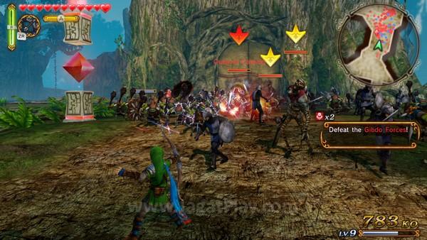 Tidak bisa sekedar menyerang membabi buta, beberapa musuh hanya bisa dikalahkan dengan cara tertentu.