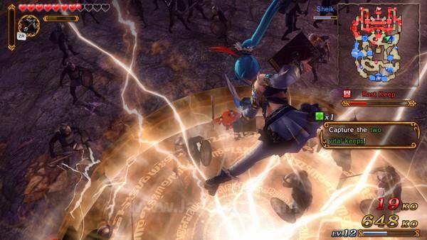 Hyrule Warriors jagatplay (211)