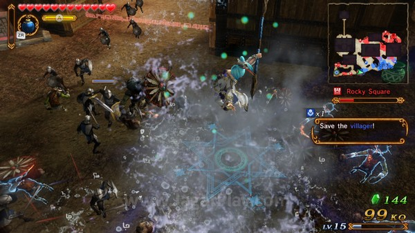 Hyrule Warriors jagatplay (251)