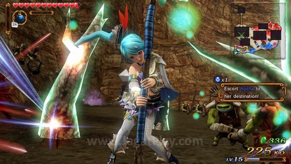 Walaupun identitas Zelda tetap ditawarkan, namun pengalaman Hyrule Warriors lebih identik dengan Dynasty Warriors.