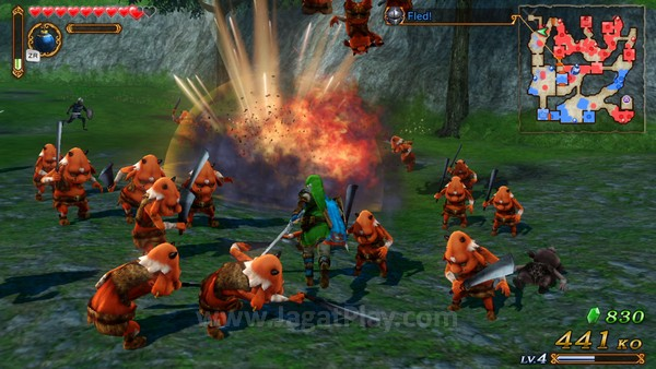 Hyrule Warriors jagatplay (52)