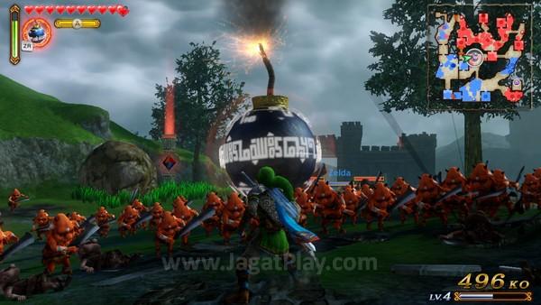 Hyrule Warriors jagatplay (54)