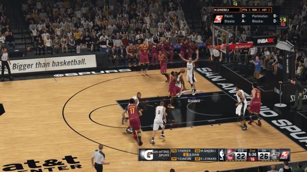 NBA 2K15 - 218