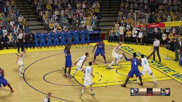 NBA 2K15 - 255