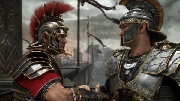 Pengkhianatan, tragedi, kesetiaan, pejuangan, semuanya bercampur di dalam Ryse: Son of Rome ini.