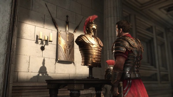 Diserang oleh para Barbarian, Martius harus kehilangan keluarga yang ia cintai.
