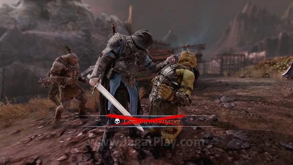 Shadow of Mordor menjadi game terbaik di GDC Award 2015.