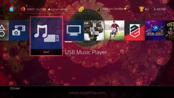 USB Music Player