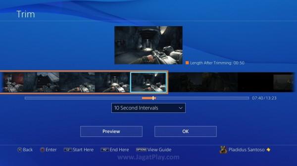 Tidak serta merta hanya mengunggah, Masamune juga memungkinkan Anda memotong bagian video yang ingin dipertontonkan.