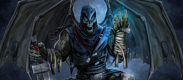 Band metal ternama dari Amerika Serikat - Avenged Sevenfold merilis game mereka - Hail to the King: Deathbat untuk perangkat mobile.