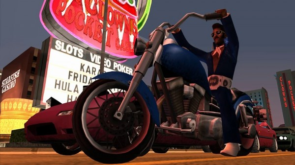 Analisa mendalam dari Eurogamer menyimpulkan bahwa GTA: San Andreas HD yang dirilis ulang oleh Rockstar untuk Xbox 360, ternyata merupakan port versi mobile dan bukannya PC.