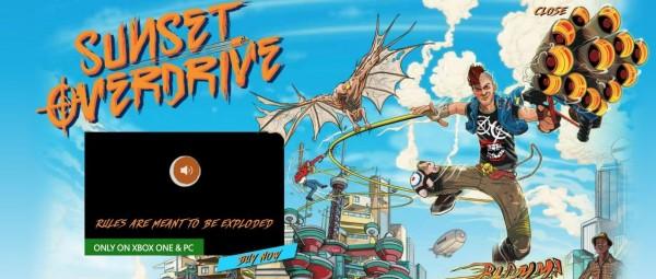 Iklan Sunset Overdrive yang sempat menuliskan PC sebagai platform rilis ini tentu saja menumbuhkan sedikit harapan. Sayangnya,
