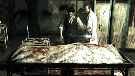 The Evil Within Jepang versi normal..