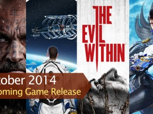 upcoming release game okt2014
