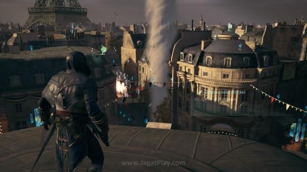 Ubisoft memastikan bahwa patch terbaru AC Unity yang meluncur sebelum akhir minggu ini akan memperbaiki kurang lebih 300 masalah, dari animasi, bug, glitch, framerate, hingga konektivitas online.