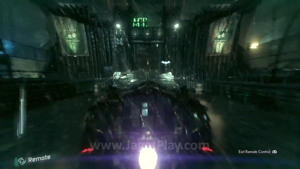 Batman arkham knight plant infiltration (12)